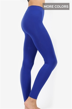 Picture of Solid High Waist Leggings