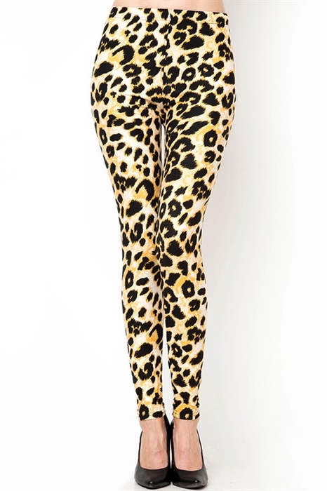 Picture of Ooh La Leopard High Waist Leggings