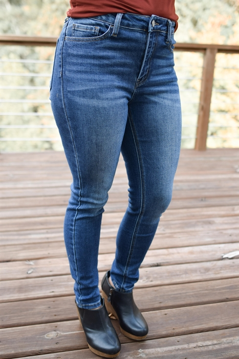 Picture of Vervet Abigail High Rise Jeans