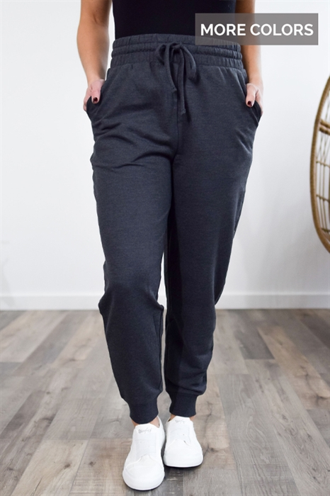 Picture of French Terry Joggers