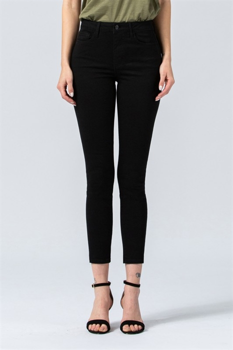 Picture of Vervet Noir High Waist Skinny Jeans