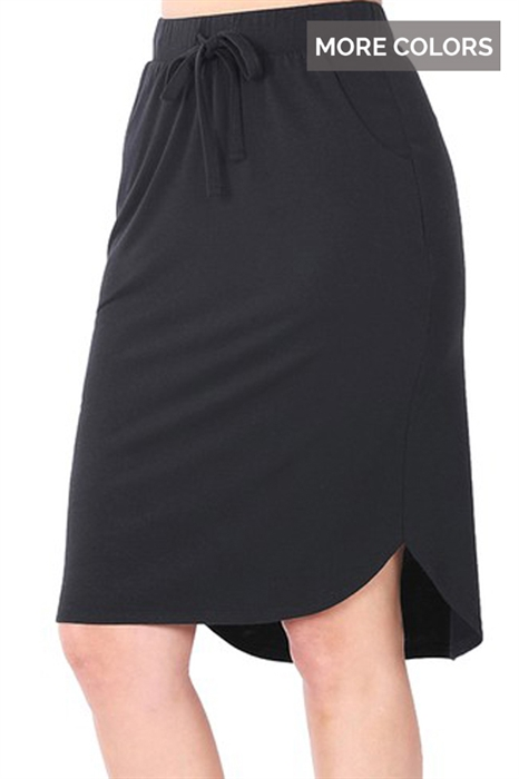 Picture of Casual Jersey Skirt