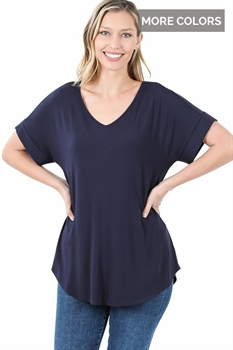 Picture of Marissa Lux V-Neck Top