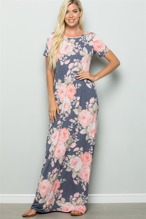 Picture of In Full Bloom Maxi Dress 🇺🇸