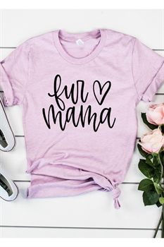 Picture of Fur Mama Graphic Tee