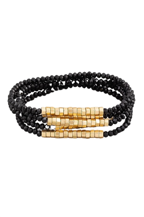 Picture of Stretch Beaded Bracelet Set