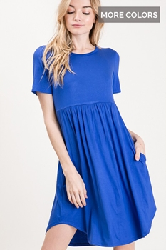 Picture of Alessandra Pocket Dress