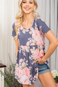 Picture of Arianna Flowy Top