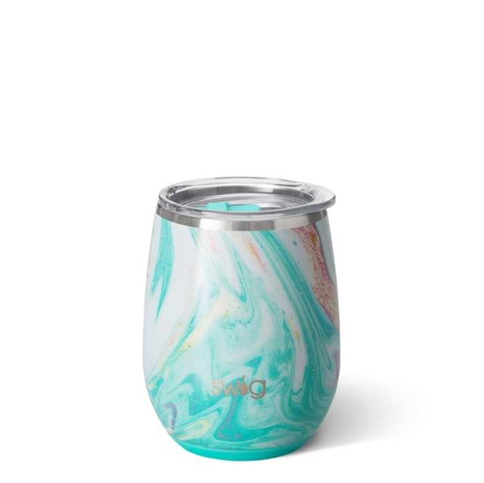 Picture of Swig Wanderlust 14oz Stemless Wine Cup