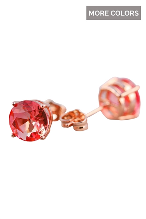 Picture of Multicolored Stud Earrings