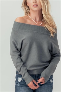 Picture of Off The Shoulder Dolman
