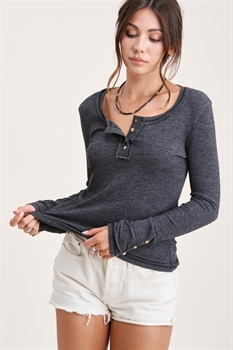 Picture of Button Down Leah Top